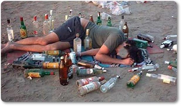 Turismo de borrachera en España